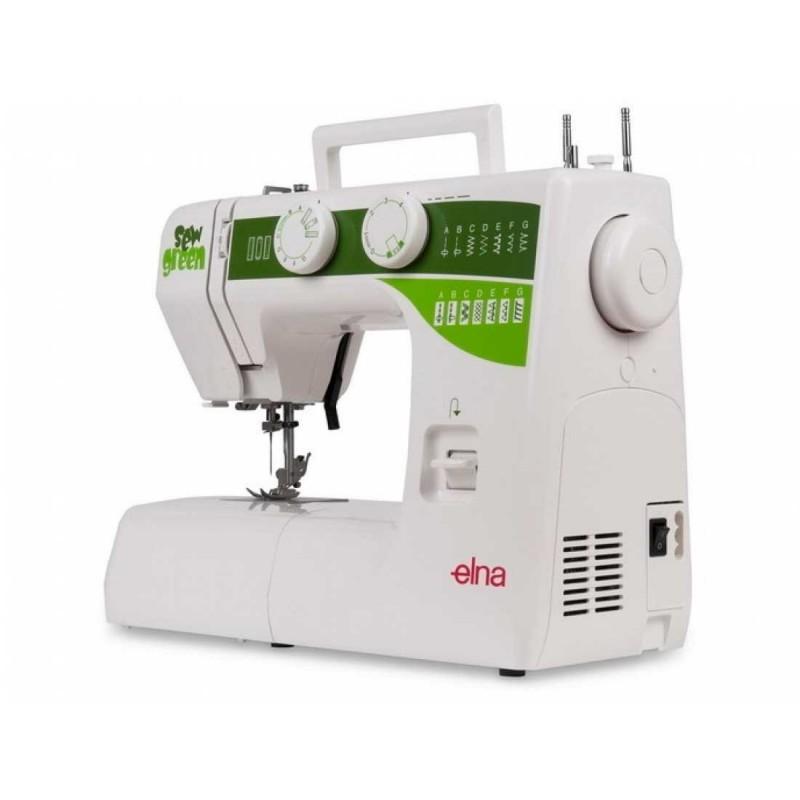 Comprar ELNA 1000 SEW GREEN Online | Todo Costura